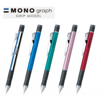日本蜻蜓 TOMBOW MONO graph GRIP MODEL DPA-141 自動鉛筆0.5mm